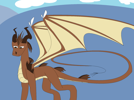 Dragon! by kittin12376