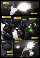 DU: Omega Rising: Chapter III: No More page 5 by Markus-MkIII
