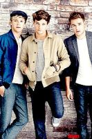 Niall, Louis and Liam Icon by AlyTomlinson19