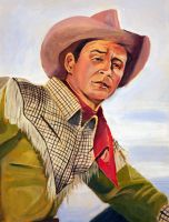 Roy Rogers by Bagginsbaby23