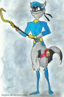 Sly Cooper by Imgine