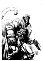 HellBoy by fabienart77