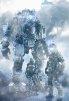 Titanfall IMC - Fan Art by dmorson