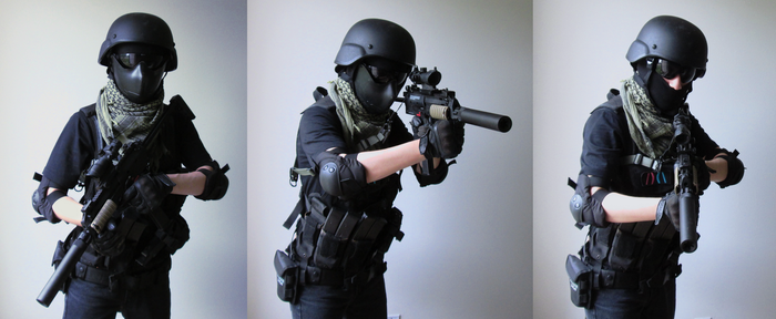 Airsoft Rig by statoose