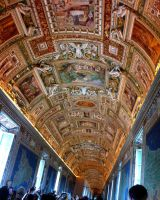 At the Vatican 2 by missanimestranger