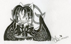 Aiko and her Chaos by Jen-C