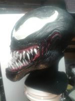 venom mask 2.0 by mongrelman