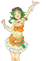 Gumi Render by LizzRawr
