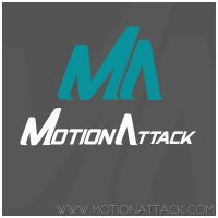 motion attack logo series by motion-attack