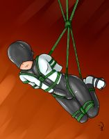 Hanging Around (hooded) by KurtType5