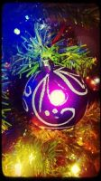 Christmas Bauble by GrafixGirlIreland