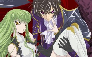 Lelouch and CC - Obey Me by Xpand-Your-Mind