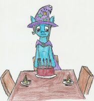 trixie's birthday by demented-Mr-Paulsen