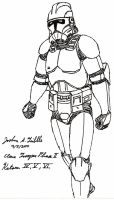 Clone Trooper Phase II Armor by Tribble-Industries