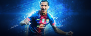 alexis sanchez by elatik-p