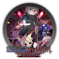 Under Night In-Birth Exe:Late - Icon by Blagoicons