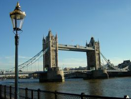 Tower bridge 02 by G-Unit23Stock