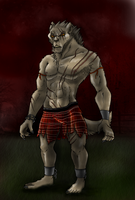Scottish by Eyeless1703