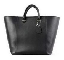 Victoria Beckham Calf Leather Top handle Black by bestshopping