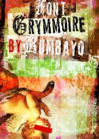 "Font ""Grymmoire"" by bumbayo"