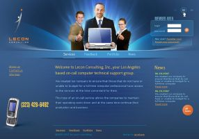 Lecon Consulting v2 by viruzzz