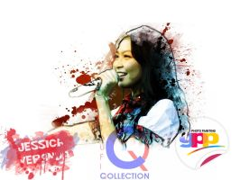 Jessica Veranda JKT48 Gad's Photo Paint by Muhammadtaufiq123