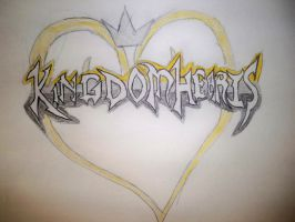 Kingdom hearts by HexyLovesforever