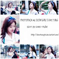 PHOTOPACK # 6 SOJIN GIRL'S DAY by dinotranGTN
