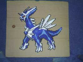 Hama Dialga by tony-boi