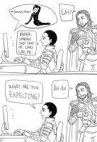 johnny or loki by wyz1014