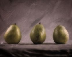 3 Pears by pubculture