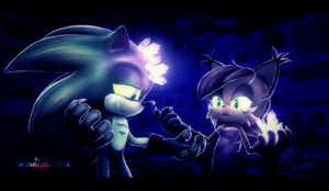GOTF Collaboration || Scourge and Nicole by Flora-Tea