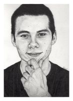 Dylan O'Brien by LimeyCitrus