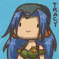 Doodle Request: Tracy by MiuShimazu