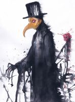 Plague Doctor by Dract