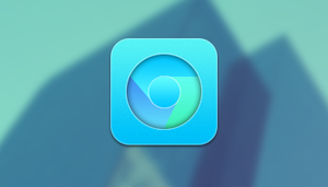 iOS Google Chrome Icon by Shourijo