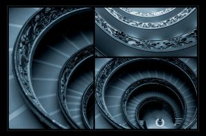 Stairs by Blue7even