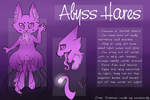 Open Species - Abyss Hares by harecandy