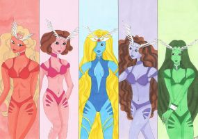 Sailor Moon Project Part 5 by FreyaAbendstern