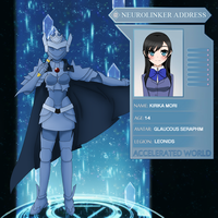 AcceleratedWorld App - Kirika by Kirika-Mori