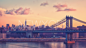 New York City Wallpaper by paulischebeck