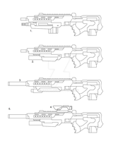 Assault Rifle Concept 2 by SPRTN