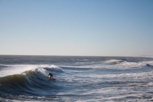 Ride In The Wave - Surfer by Loveless2624