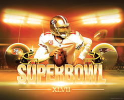 SF 49ers Superbowl Banner by BrittainDesigns