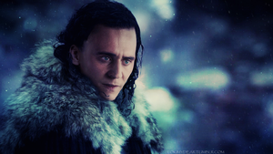 Loki in Fur by Greenticky