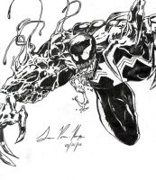 Marvel Series 2: Venom by seanpt