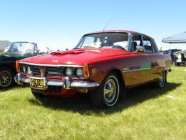 Rover 3500 S by QuanticChaos1000