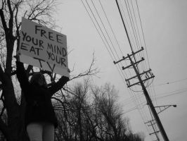 free your mind and eat your tv by after-the-party