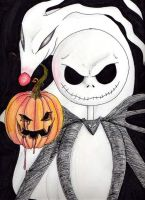 The NightMare Before Christmas by Tarana