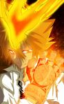 Vongola Primo Giotto by fullmetaljuzz